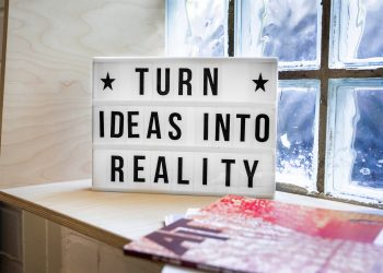 Turn ideas into reality, online business ideas you can try