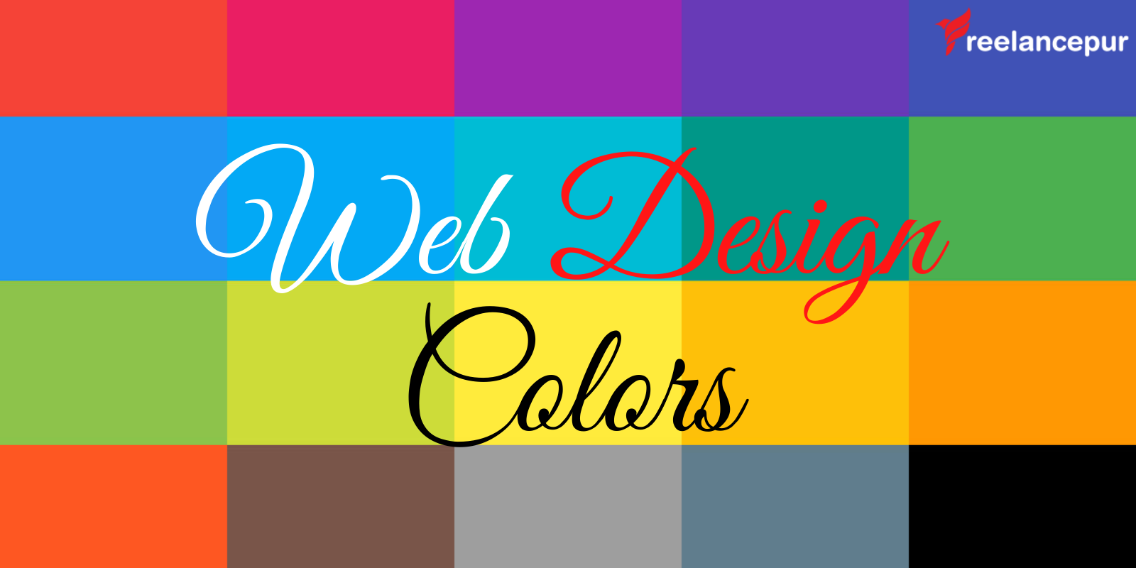 The use of colors is important to learn for digital product designers.