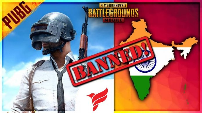 PUBG Game banned in India amid China-India border tensions. It is due to geopolitical issue between two neighbors.