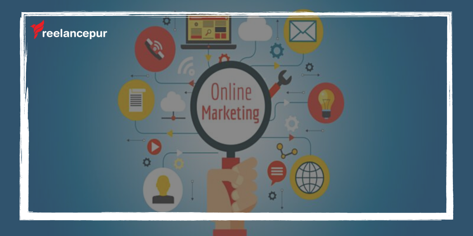 Internet marketing with social media analysis is also famous as online marketing.