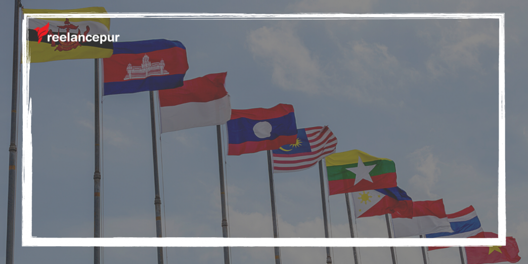 The Regional Comprehensive Economic Partnership (RCEP) is made up of 15 Southeast Asian countries.