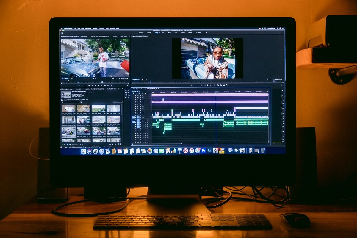 Video editing is a procedure of manipulation and rearranging video shots to generate a new work.