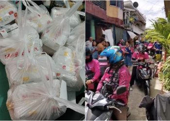 42 Foodpanda riders in Philippines