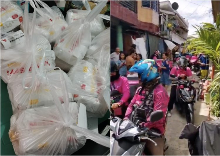 42 Foodpanda riders in Philippines