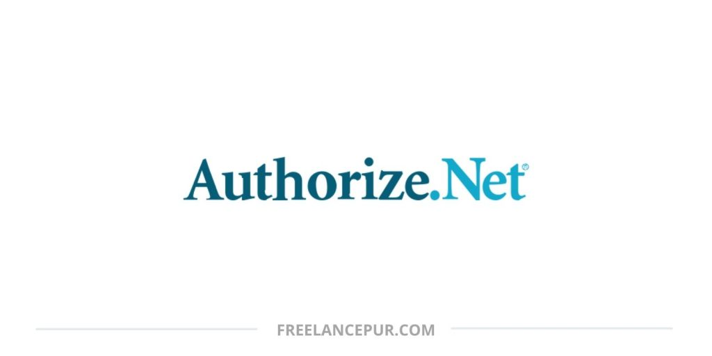 Authorize.net payment logo