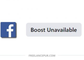 Fix Facebook Boost Unavailable Error